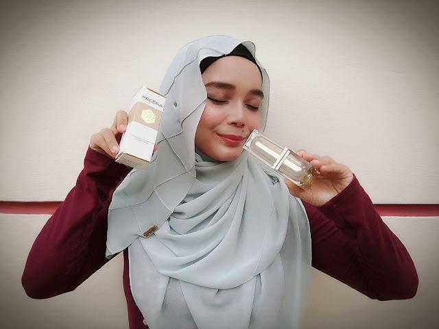 preena serum, anti aging serum