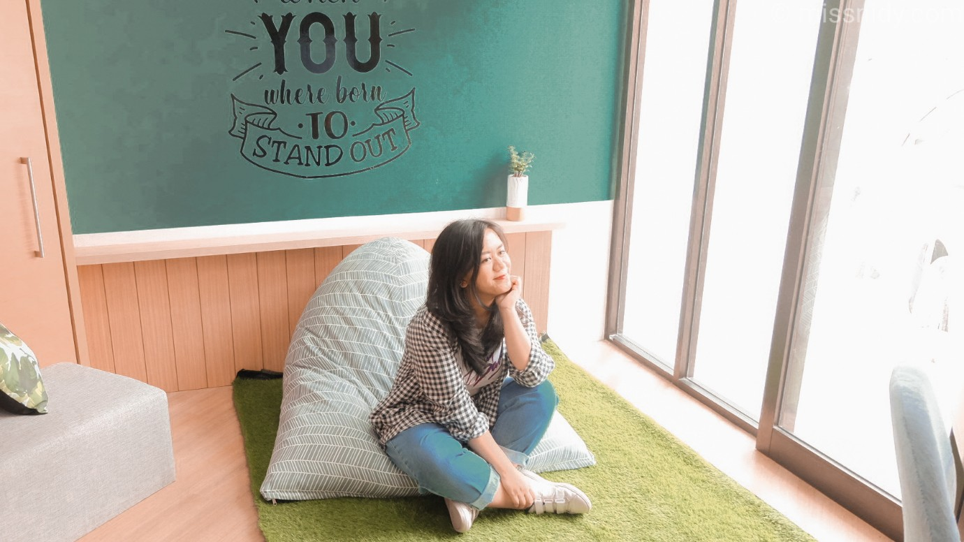 instagramable apartment di Jakarta Selatan