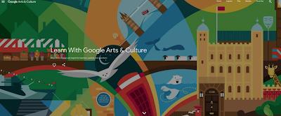 Google Arts & Culture Teacher Guide
