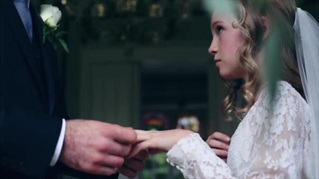 Niña de 11 años es obligada a casarse con su violador en EEUU