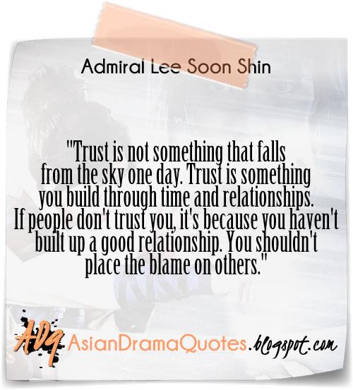 Quotes About Drama: Korean Drama Quotes