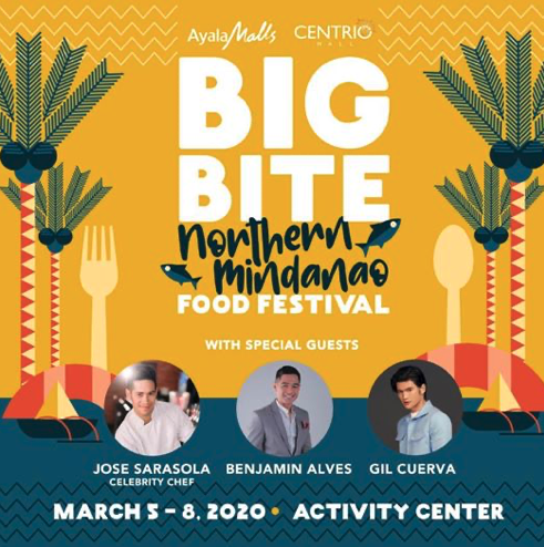 BIG BITE Northern Mindanao Food Festival 2020