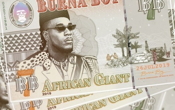 DOWNLOAD MP3: Burna Boy – African Giant (Song)