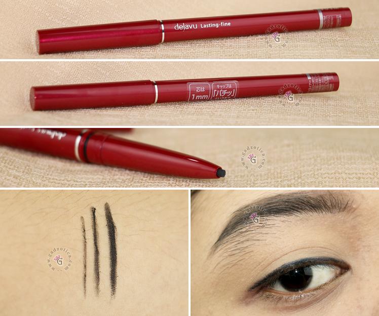 Dejavu Lasting Fine Eyeliner Review