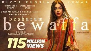 Besharam Bewaffa Song: B Praak, Jaani, English/Hindi Lyrics idoltube -