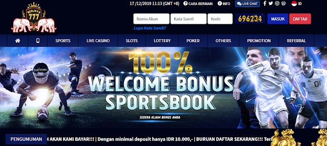 Berjaya777.net Situs Judi Bola Online Nomor 1 di Indonesia