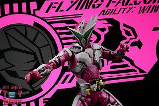 S.H. Figuarts Kamen Rider Jin Flying Falcon 15