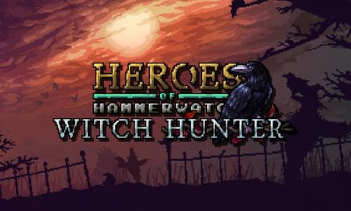 Download Heroes of Hammerwatch Witch Hunter Free For PC