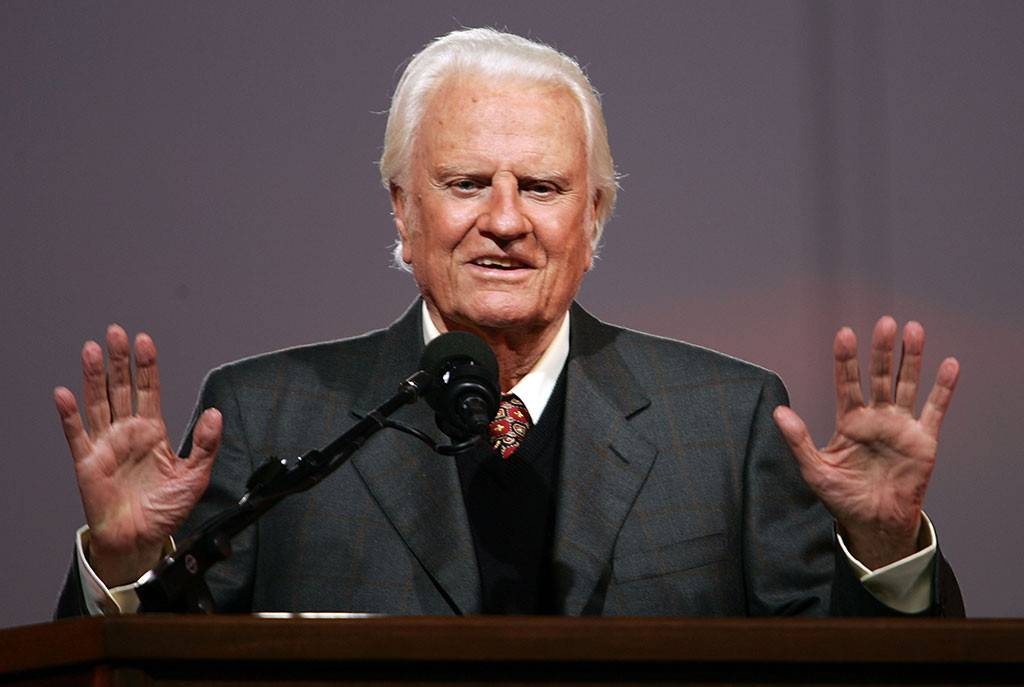 "God's Generals - Billy Graham - ""Ordinary Man ... Extraordinary Call"" (Part 1)"