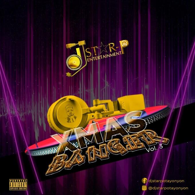 DJ STAR P - XMAS BANGER vol 3