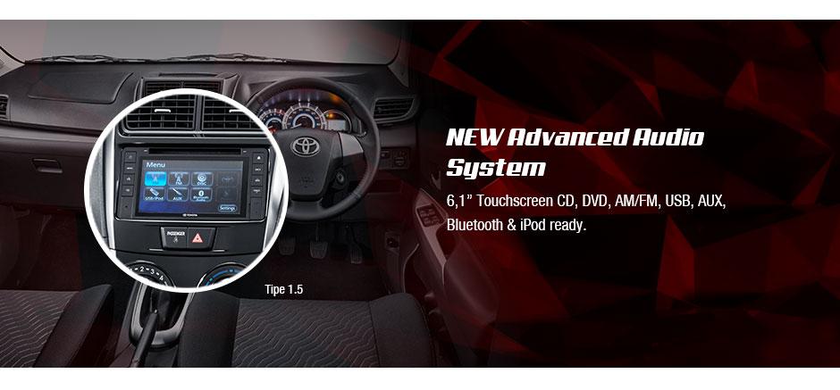 Spesifikasi Grand New Avanza 2018 All Camry 2.5 L A/t Hybrid Interior Toyota Veloz 2015 Astra Indonesia