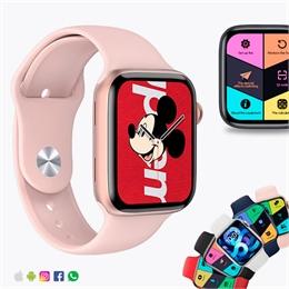 Mickey : Relógio Smart Watch 5.0
