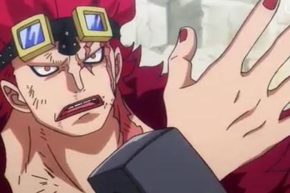 Nonton dan Pembahasan One Piece Episode 922