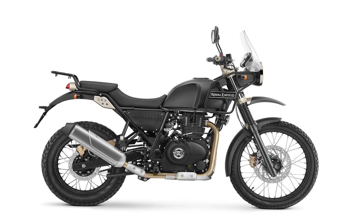 viajando en moto royal enfield himalayan. Black Bedroom Furniture Sets. Home Design Ideas
