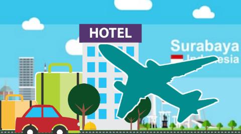 Promo tiket pesawat dan hotel termurah