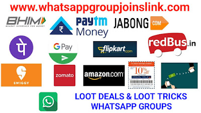 Join 150+ Loot Deals & Tricks WhatsApp Group Joins Link