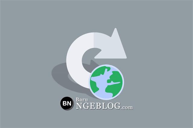 Cara Redirect URL Blog ke Situs Lain