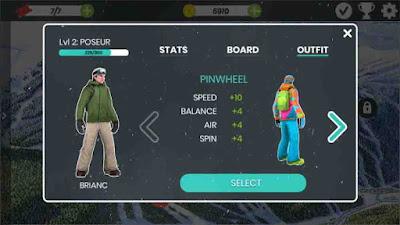 Snowboard Party Aspen v1.0.1 Mod Apk 4