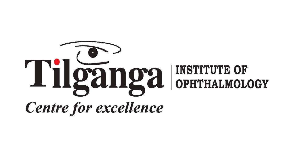 Tilganga Institute of Ophthalmology Logo