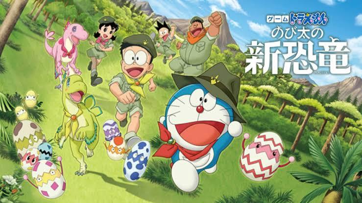 Doraemon: Nobita's New Dinosaur (2020) Bluray Subtitle Indonesia