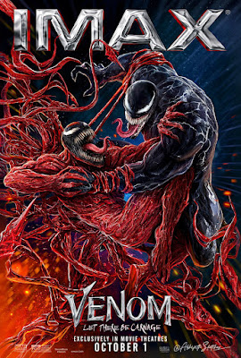 Venom Let There Be Carnage Movie Poster 11