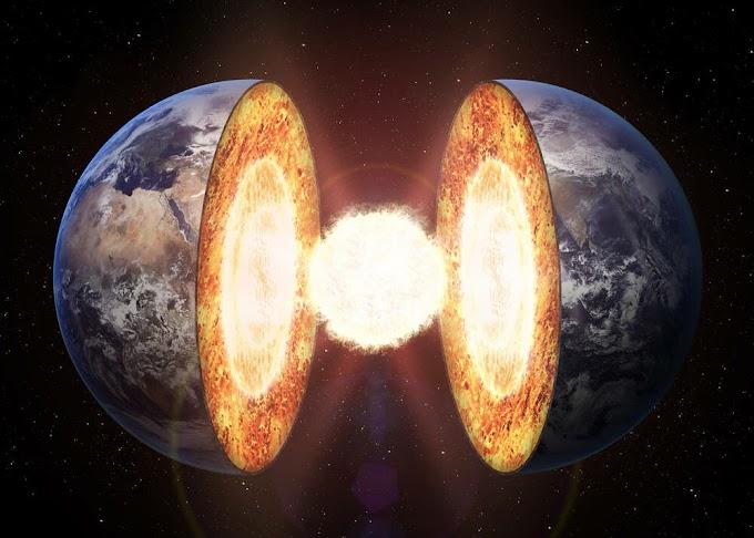 Гравитационные нейтронные сердечники и гравитационные аномалии