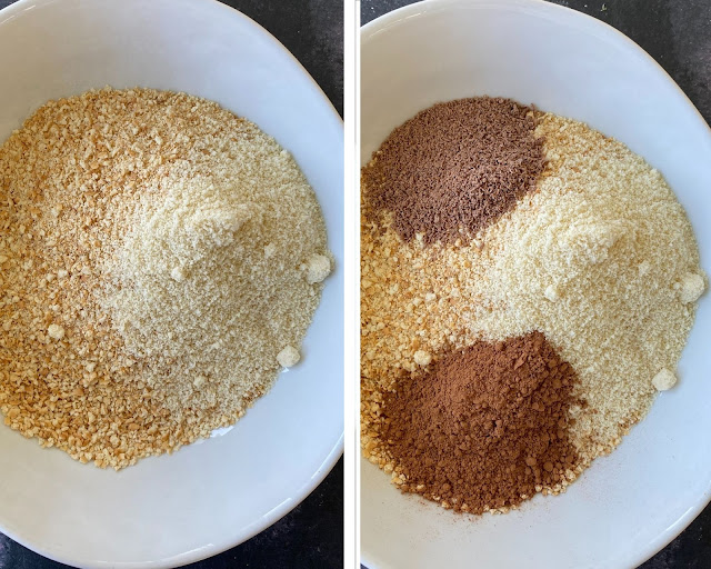 Steps for Easy Marie Chocolate Truffles-2