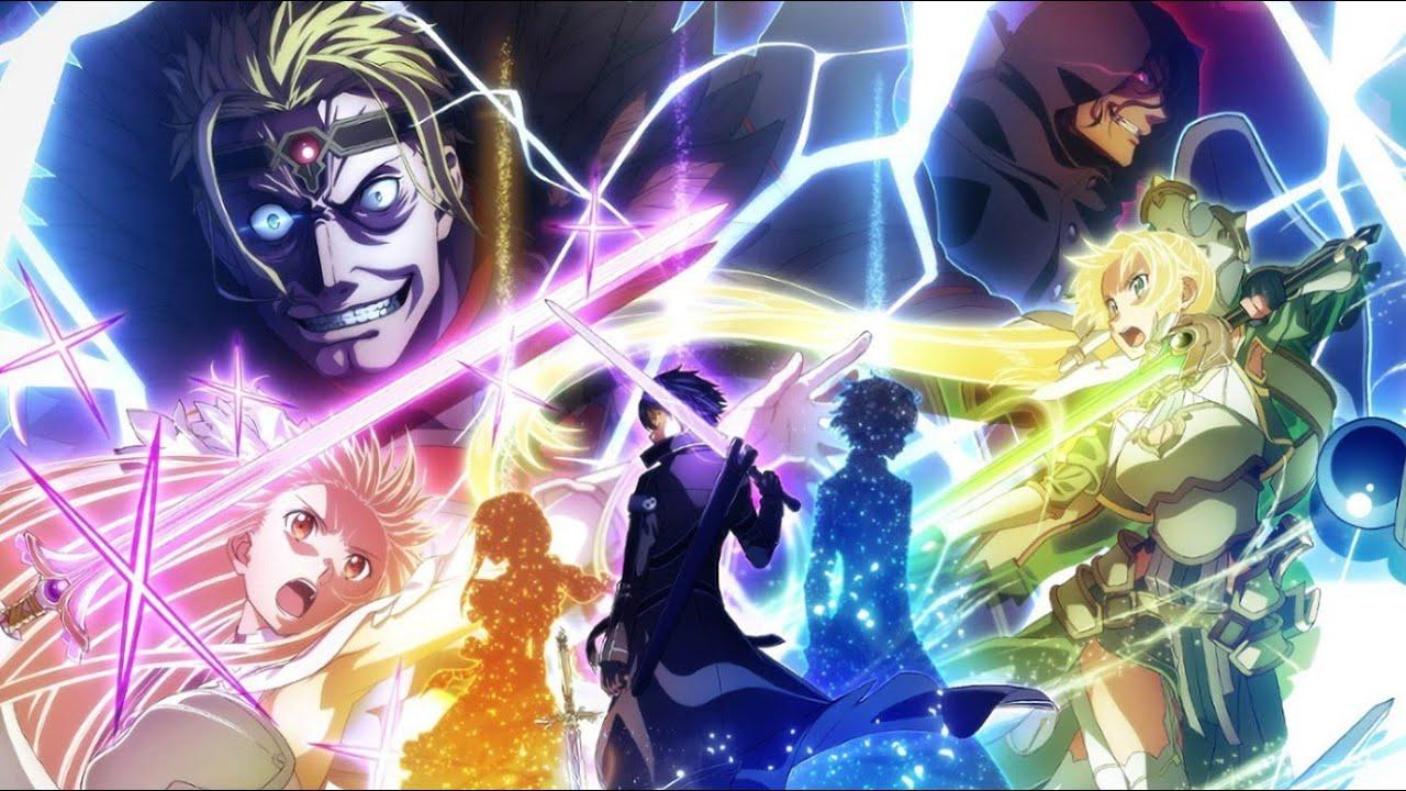 انمي Sword Art Online: Alicization – War of Underworld