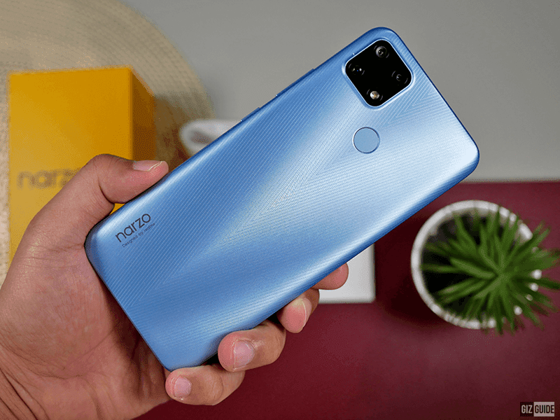 Breaking: realme to launch narzo 20 in the Philippines!
