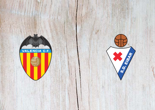 Valencia vs Eibar -Highlights 4 January 2020