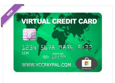 Jual VCC Microsoft Store