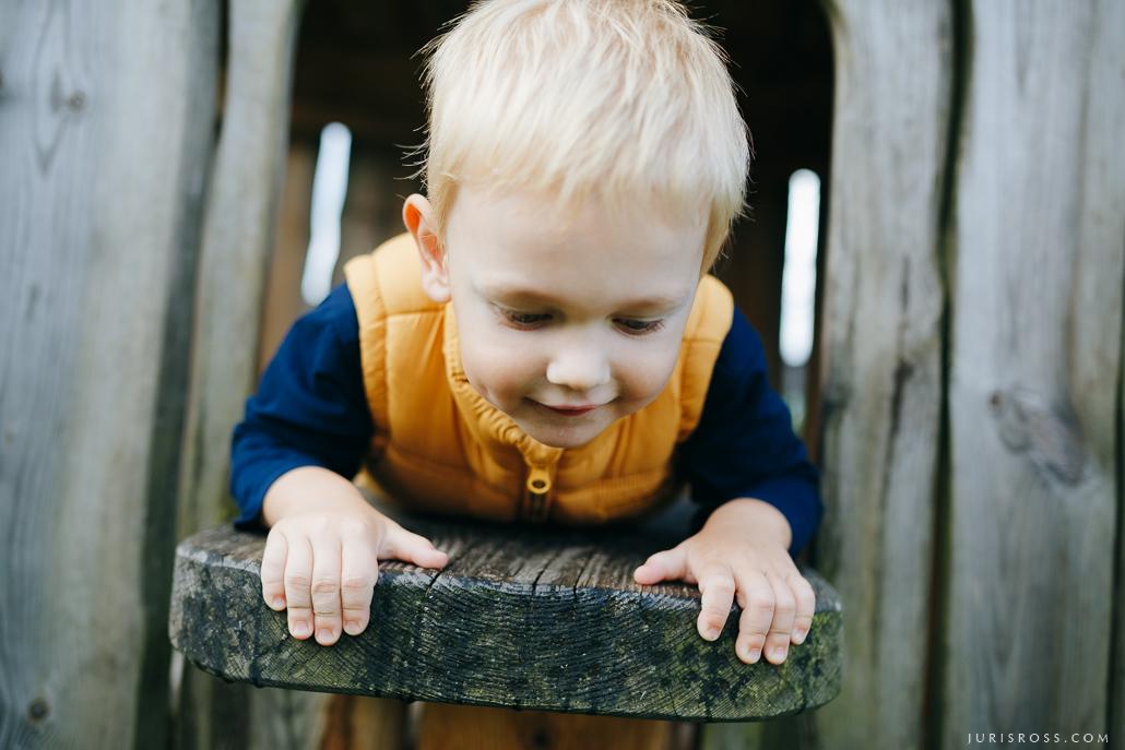 bērnu ziņkārība