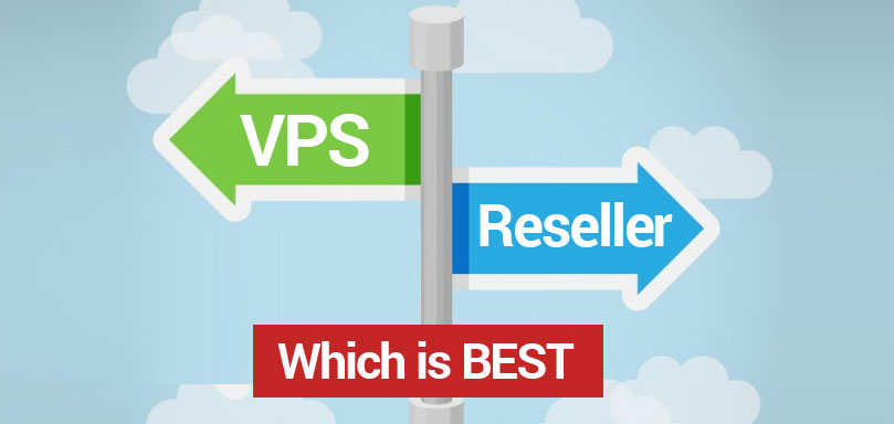Reseller Hosting vs VPS Hosting: The Difference ~ Want2Host