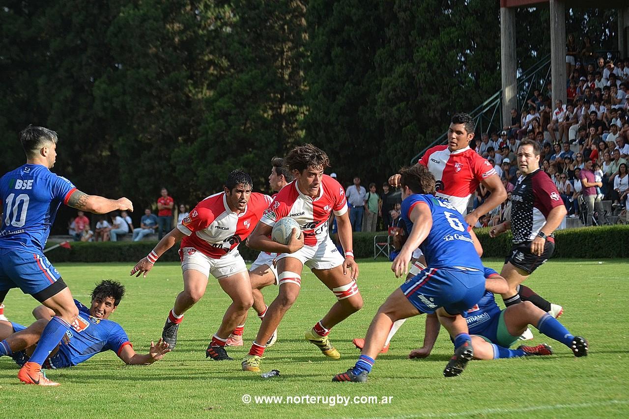 Jockey de Salta cayó frente a un fuerte Old Lions por el Regional