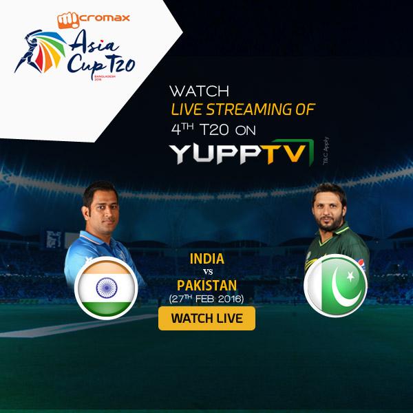 IndvsPak Asia Cup Live Match