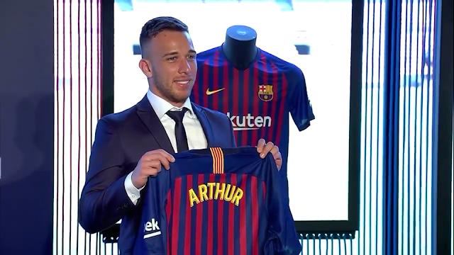 Transfer Pemain Bola Barcelona