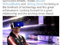 Atlet Olimpiade Pertama Yang Menerima Bayaran Via Criptocurrency