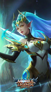 Karina Gemini Halo Heroes Assassin Mage of Skins