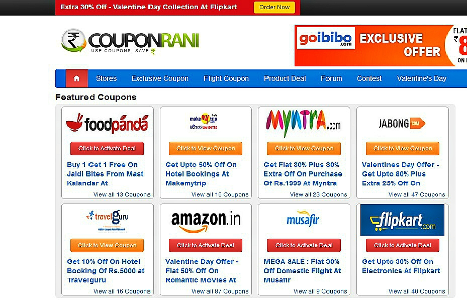 Save Money With Couponrain.com | Couponrani Review