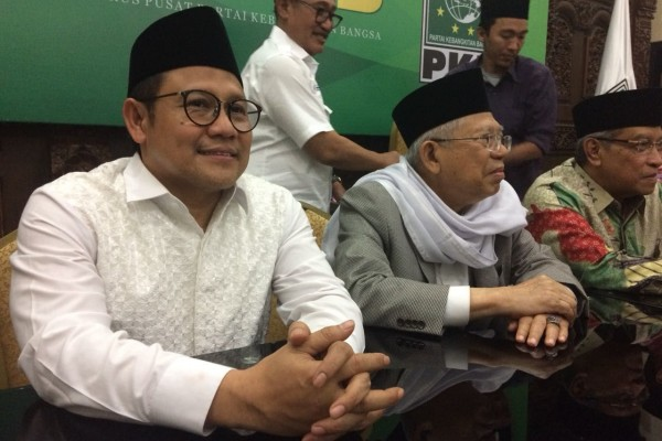 Prabowo Dapat Kartu NU, Cak Imin: Simbol Saja, NU Tetap Jokowi