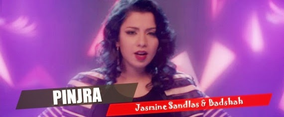 SUCCESS UP: Pinjra Punjabi Song Lyrics 2015 - Jasmine
