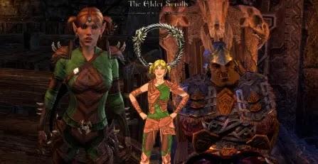 Complete Chief Rescue Mission in Elder Scrolls