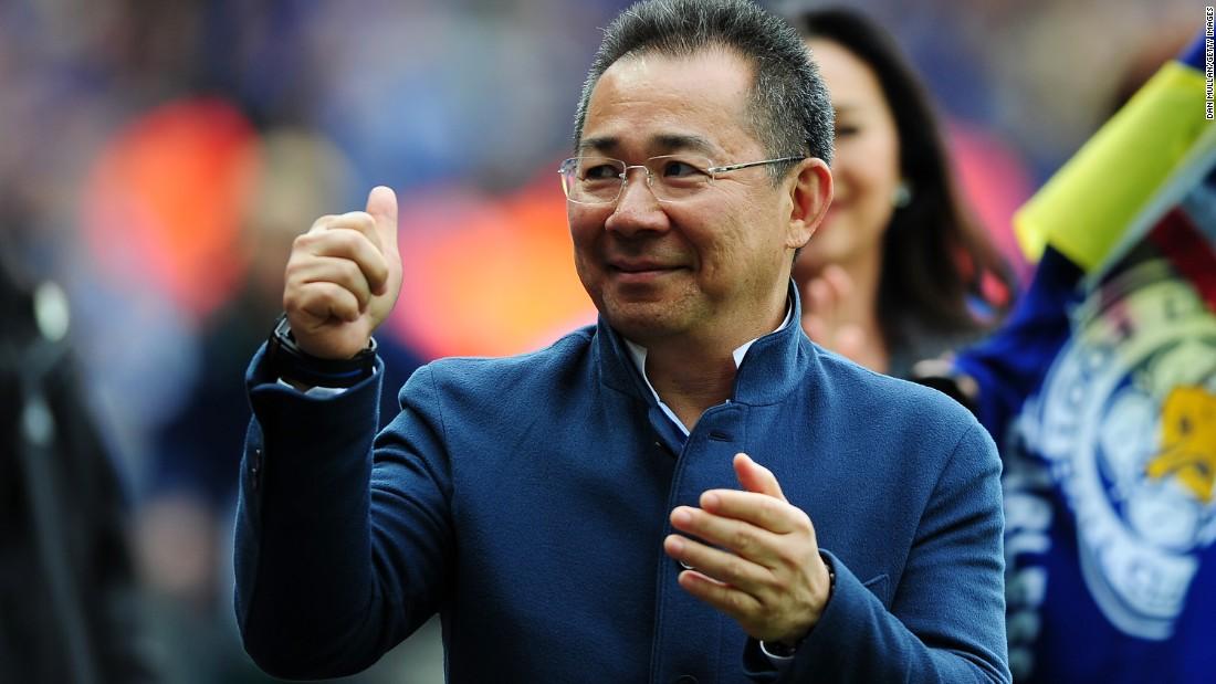 Jasad Pemilik Leicester City Dikremasi Akhir Minggu Ini