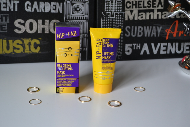 Nip + Fab Bee Sting Fix Lifting Mask
