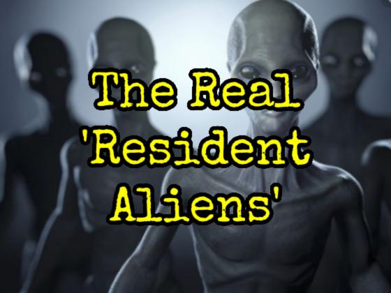 The Real 'Resident Aliens' - Part V