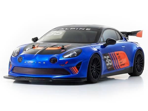 Alpine GT4 Kyosho Fazer MK2