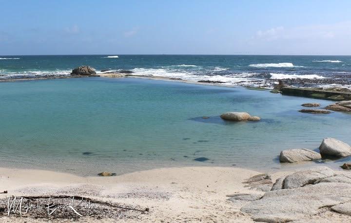 Piscina natural en Camps Bay