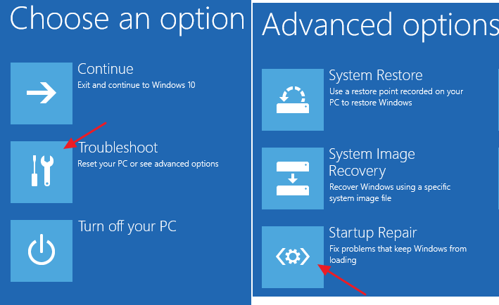 Learn New Things: How to Fix Windows Stuck on Bootloader in