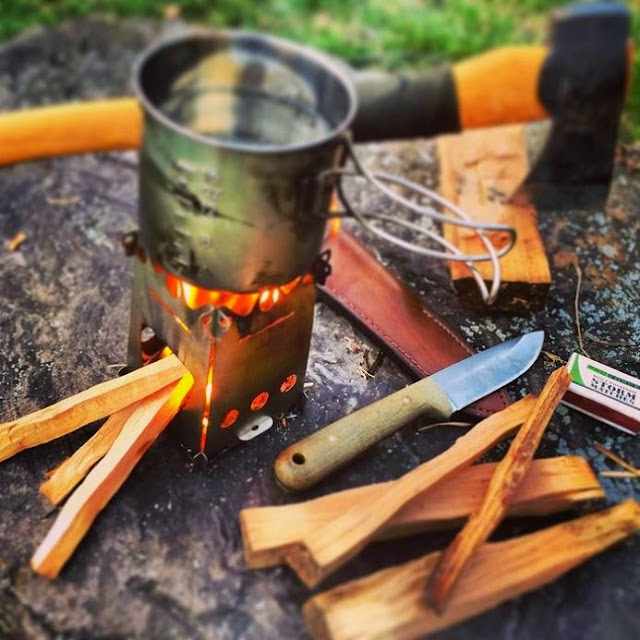 Fireant Multi-fuel Backpacking Stove