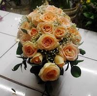 Bunga Handbouquet - Bunga Kasih Sayang - Bunga Valentine